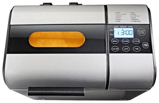 Технические характеристики хлебопечки Gorenje BM900AL
