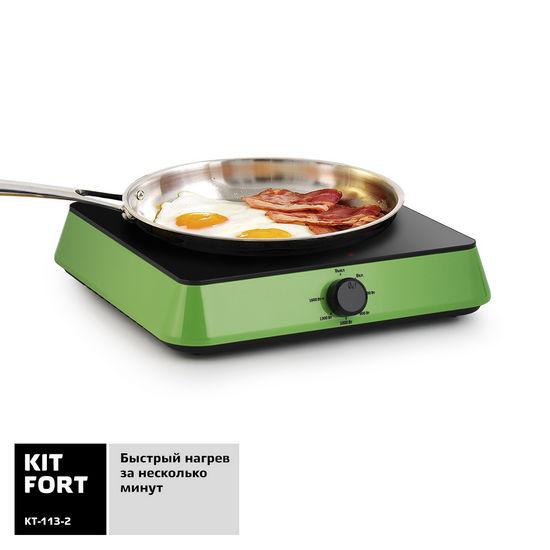 Kitfort KT-113. Индукционная плитка