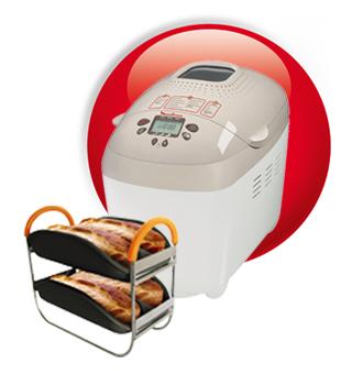 Хлебопечка Moulinex 502430