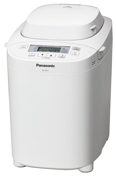 Технические характеристики хлебопечки Panasonic SD-2511