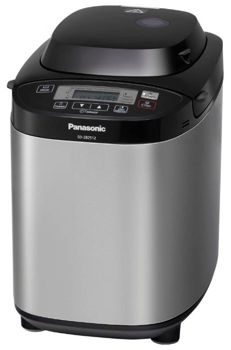 Технические характеристики хлебопечки Panasonic SD-ZB2512