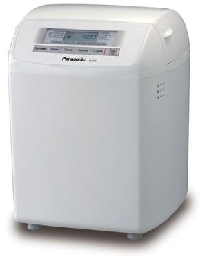 Хлебопечка Panasonic SD-256 (часть2)
