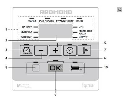 REDMOND SkyCooker RMC-M224S