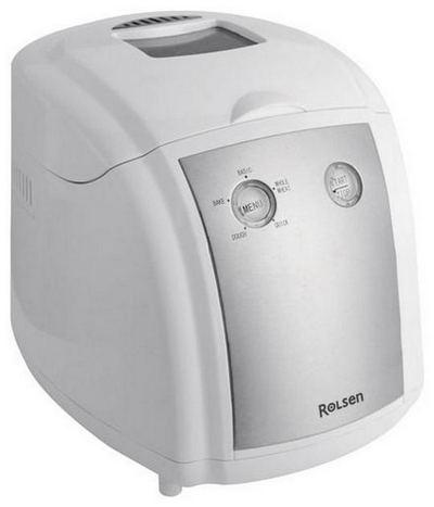 Технические характеристики хлебопечки Rolsen RBM-508