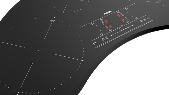 Teka Wish Maestro IRC 9430 KS. Индукционная варочная панель в виде джойстика