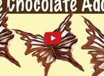 Интересное видео о шоколаде