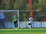 В России проведен первый официально зафиксированный футбольный матч