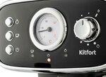 Рожковая кофеварка Kitfort KT-736 - настоящая кофейная перезарядка