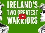 Миф о двух величайших воинах Ирландии
