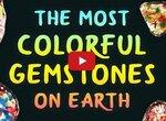 Опал - самый красочный драгоценный камень на Земле