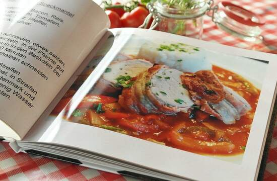 Ищу кулинарную книгу