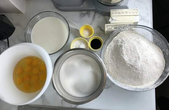 Как считать дозировку ванильного сахара?