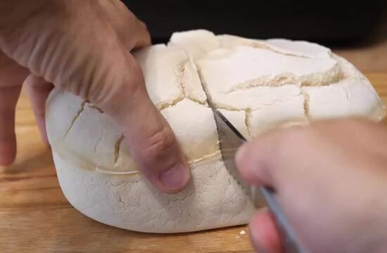 Безлютеновый хлеб в хлебопечке Panasonic SD-R2530