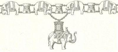 Орден Слона и другие животные