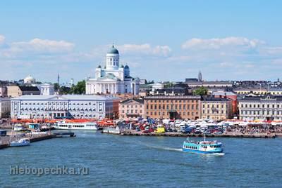Отдых в Финляндии. Достопримечательности Хельсинки