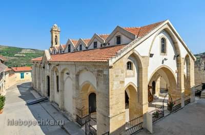 Кипр многоликий древние монастыри острова