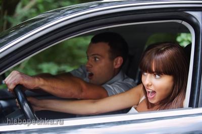Самые распространенные ошибки начинающих водителей