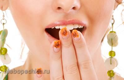 Залог красивых и здоровых ногтей