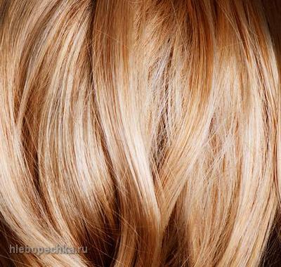 Секрет роскошных волос - кефир!