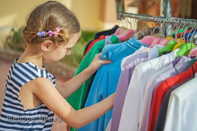 Требования к детско одежде с точки зрениg/nmb