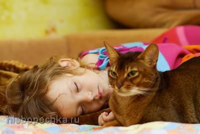 Дети и домашние аллергены