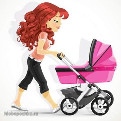 выбираем комфортную и безопасную детскую коляску