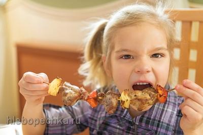 Готовим для детей здоровое питание каждый день