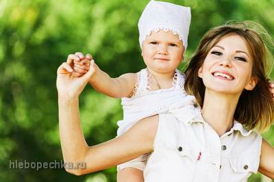 Правильное питание кормящей мамы – залог здоровья ребенка