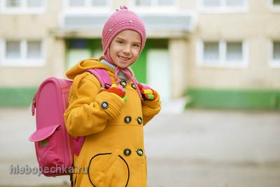 Как выбрать ранец для школьника?