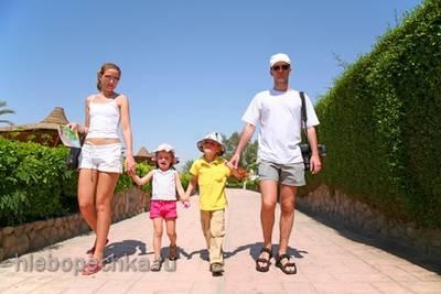 Отдых с детьми: путешествуем с комфортом!