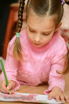 О чем может рассказать рисунок ребенка