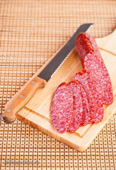 Виды колбас