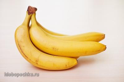 Банан — звезда среди тропических фруктов