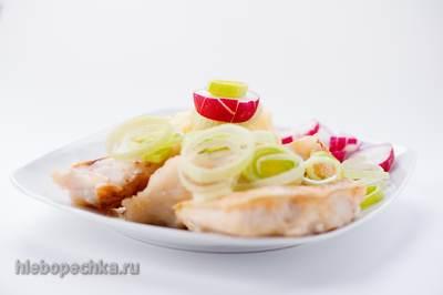 Креветочная рыба