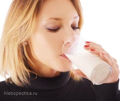 Советы здоровья молоко