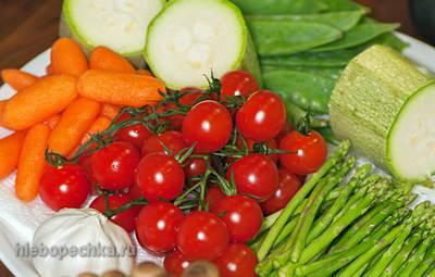Витамины и минеральные вещества в овощах и фруктах