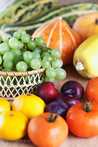 Источники питательных веществ