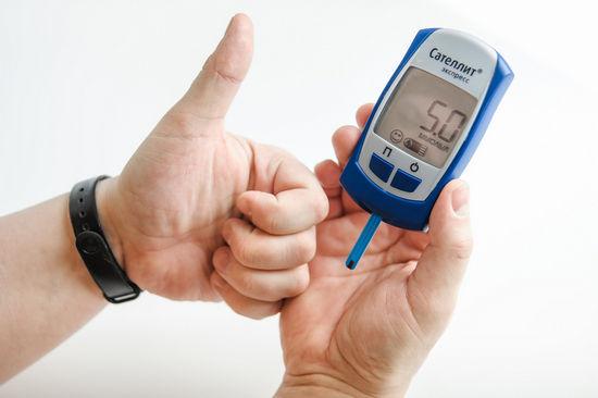 Статистика сахарного диабета