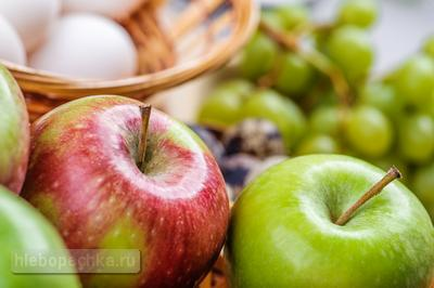 Витаминное питание зимой
