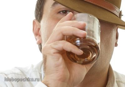 Алкоголизм — одна из болезней общества
