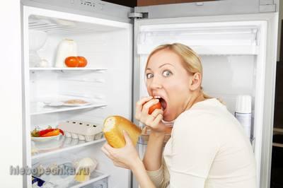 Здоровое питание как снизить аппетит