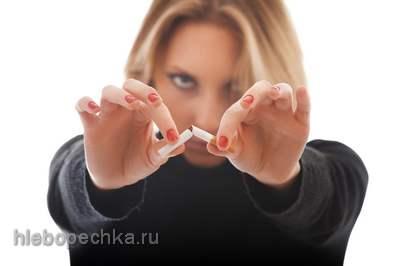 Очередная сигарета — шаг к смерти