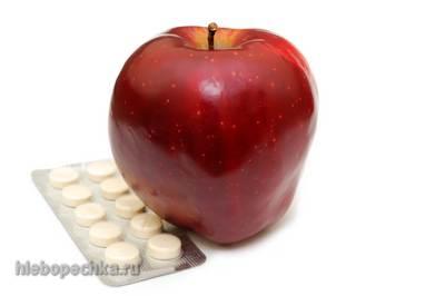 Жиры, углеводы и белки в овощах и фруктах