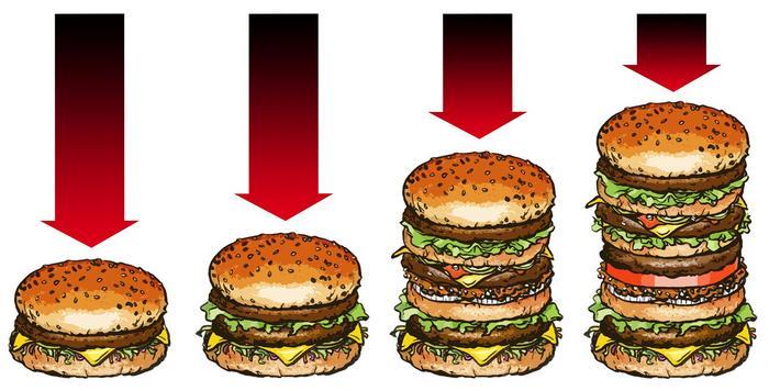С чего все начинается пищевой срыв