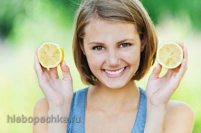Лимон очистит дом