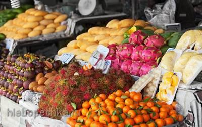 Самые экзотические фрукты в мире