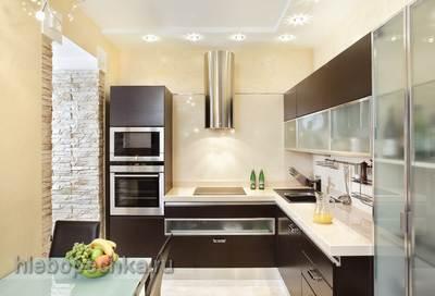 Кухня: идеи для стен