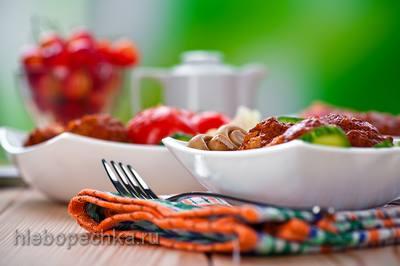 Основные характеристики полезной еды