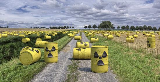 Природная радиоактивность