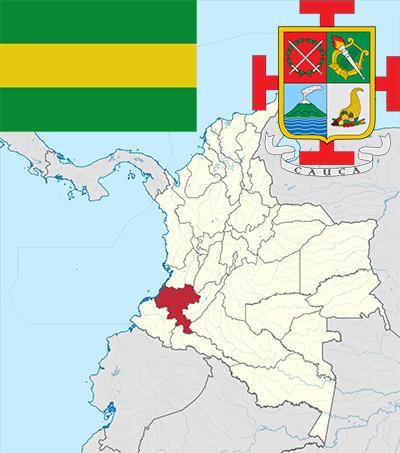 Кулинарные традиции департамента Каука (Колумбия)
